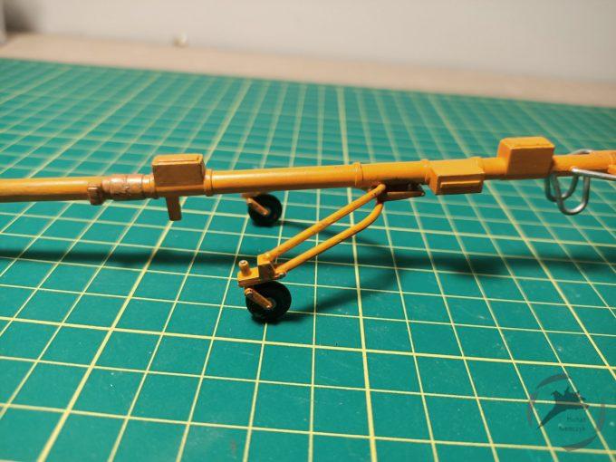 MIG-29UB – Hol