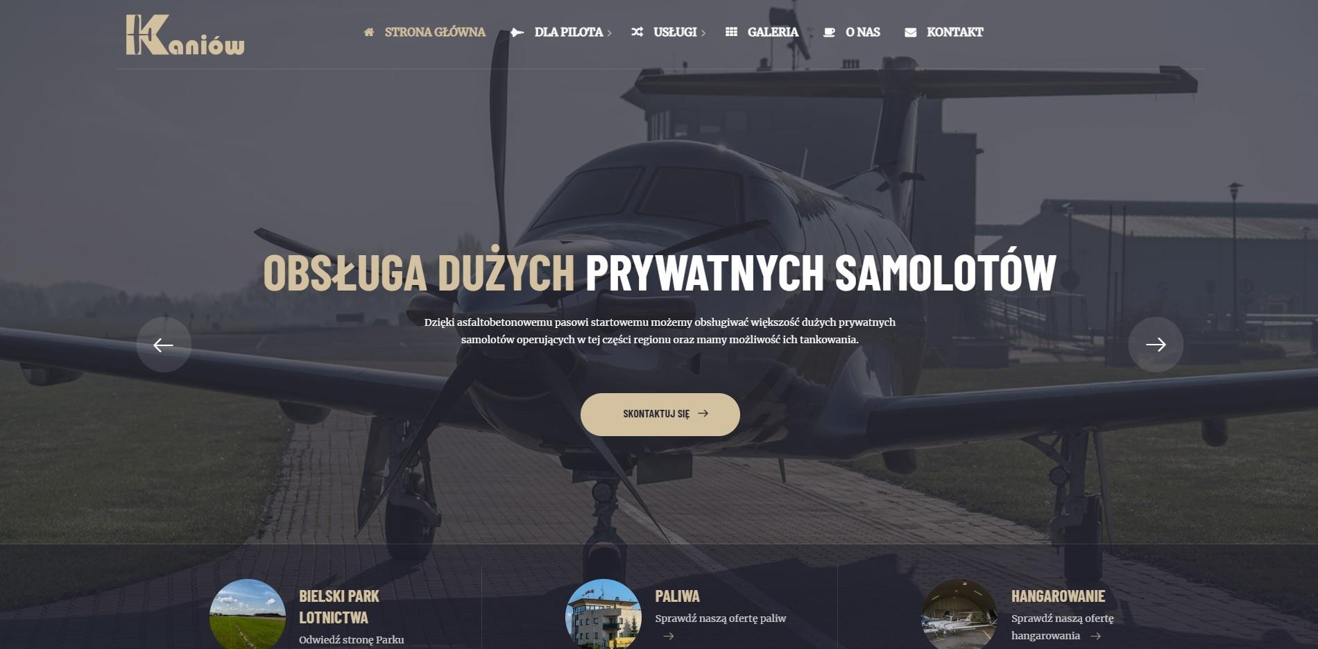 Lotnisko Kaniów